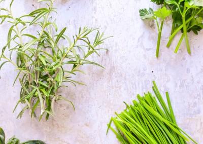 Mediterranean herbs 2