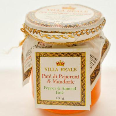 Pepperoni and almond italian spread