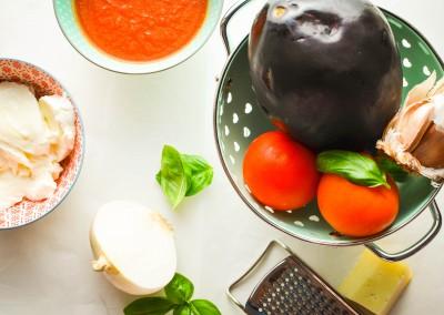 Parmigiana starter