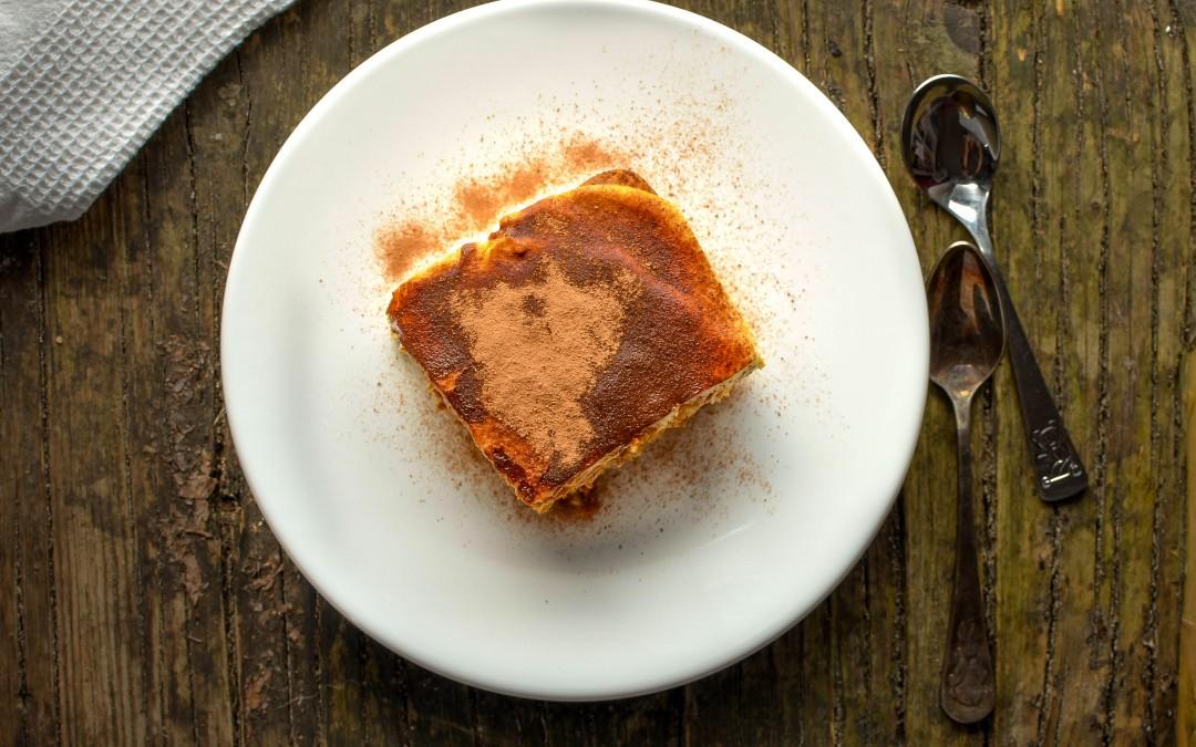 Authentic Italian recipe for Tiramisu'