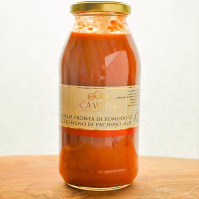 P.G.I. Pachino cherry tomato sauce