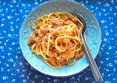 Linguine col ragu alla Bolognese (1 of 1)-17
